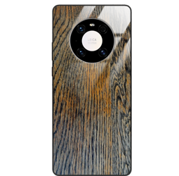 Etui drewniane Huawei Mate 40 Old Fashion Wood Rust Forestzone Glass